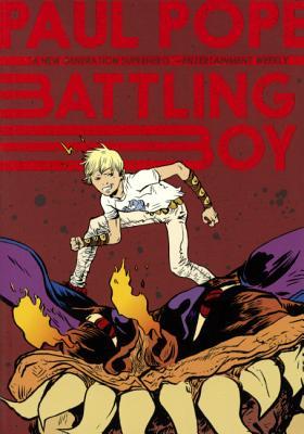 Battling Boy Cover Image