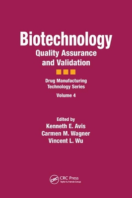 Biotechnology: Quality Assurance and Validation Cover Image