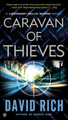 Caravan of Thieves Cover