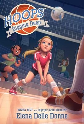 Digging Deep (Hoops #4) Cover Image