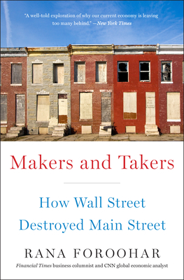 Cover for Makers and Takers