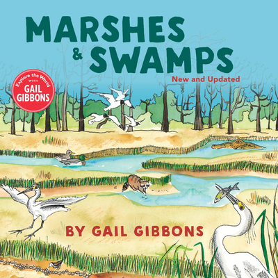 Cover for Marshes & Swamps (New & Updated Edition)