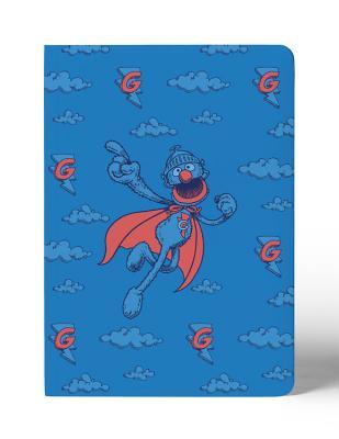 Cover for Sesame Street Super Grover Journal