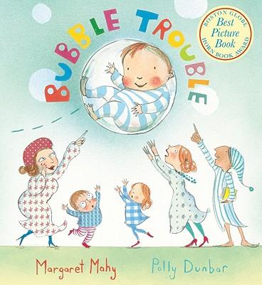Bubble Trouble board book Cover Image