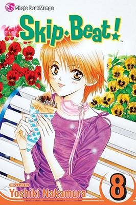 Skip Beat!, Volume 8 Cover
