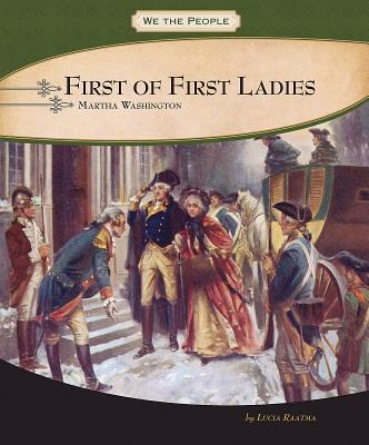 Cover for First of First Ladies