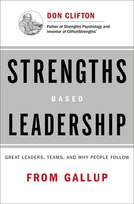 Strengths Based Leadership Cover