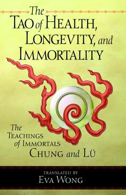Tao of Health, Longevity, and Immortality Cover