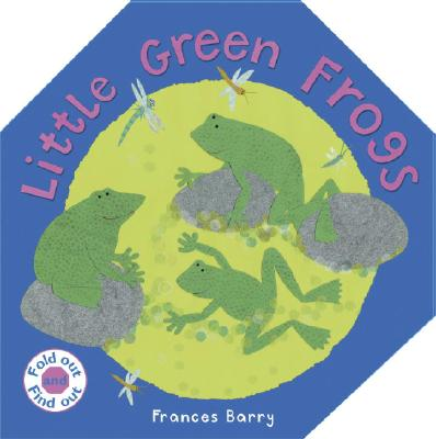 Little Green Frogs Cover