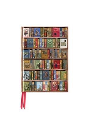 Bodleian Libraries: High Jinks Bookshelves (Foiled Pocket Journal) Cover Image
