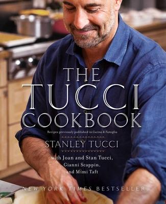 The Tucci Cookbook Cover