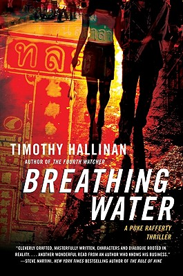 Breathing Water: A Poke Rafferty Thriller Cover Image