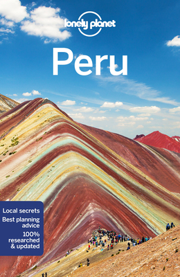 Lonely Planet Peru 11 (Travel Guide) Cover Image