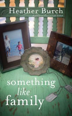 Cover for Something Like Family
