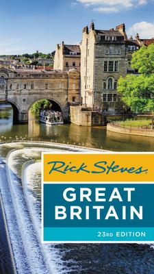 Rick Steves Great Britain Cover Image