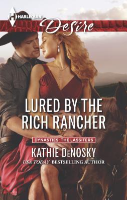 Lured by the Rich Rancher Cover