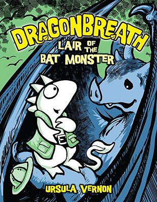 Lair of the Bat Monster Cover