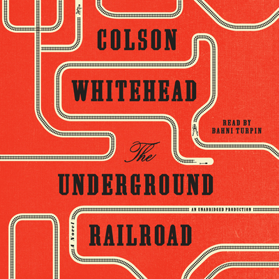 The Underground Railroad (Oprah's Book Club) Cover Image