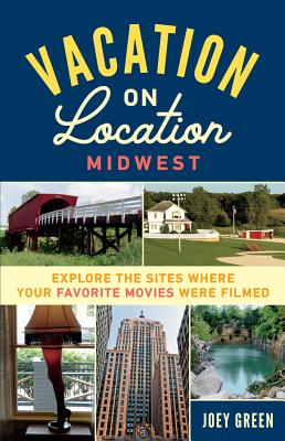 Cover for Vacation on Location, Midwest