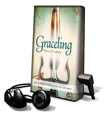 Graceling [With Earbuds] Cover Image