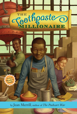 The Toothpaste Millionaire Cover Image
