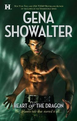 Heart of the Dragon: A Paranormal Romance Novel (Atlantis #1) Cover Image