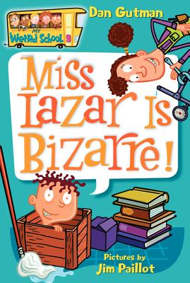 Miss Lazar Is Bizarre! Cover