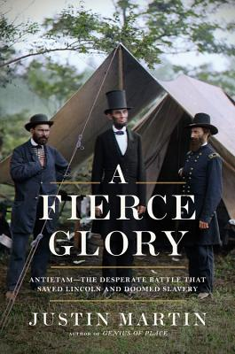 Cover for A Fierce Glory