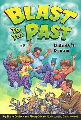 Disney's Dream (Blast to the Past #2) Cover Image