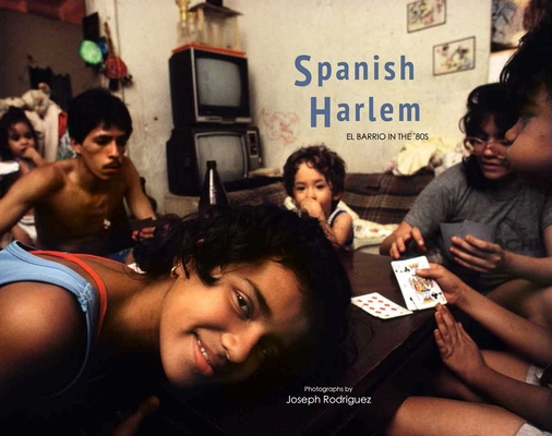 Spanish Harlem: El Barrio in the '80s Cover Image