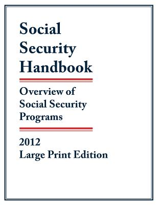 Social Security Handbook 2012: Overview of Social Security Programs Cover Image