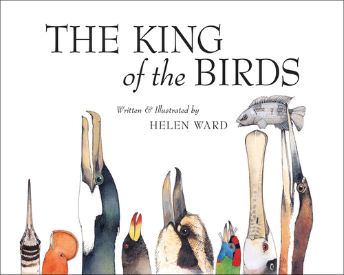 The King of Birds Cover Image