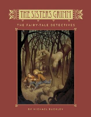 The Sisters Grimm: The Fairy-Tale Detectives - #1 Cover Image