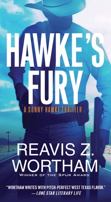 Hawke's Fury (A Sonny Hawke Thriller #4) Cover Image