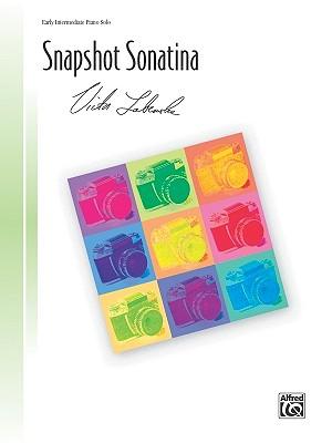 Snapshot Sonatina: Sheet (Signature) Cover Image