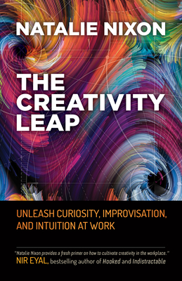 Cover for The Creativity Leap
