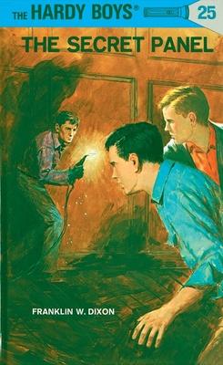 Hardy Boys 25: the Secret Panel (The Hardy Boys #25) Cover Image