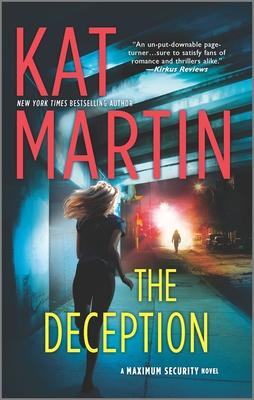 The Deception (Maximum Security) Cover Image