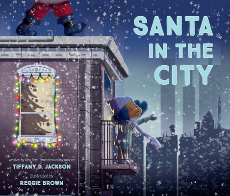 Santa in the City Cover Image