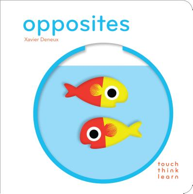 TouchThinkLearn: Opposites Cover Image