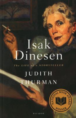Cover for Isak Dinesen