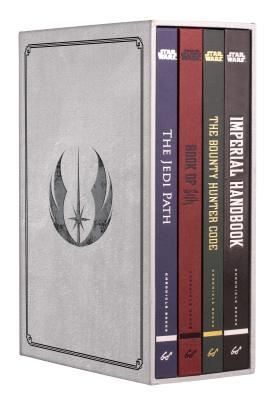 Star Wars®: Secrets of the Galaxy Deluxe Box Set Cover Image