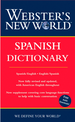 Webster's New World Spanish Dictionary Cover Image