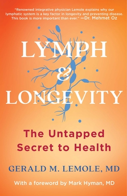 Lymph & Longevity: The Untapped Secret to Health Cover Image