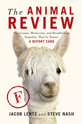 The Animal Review Cover
