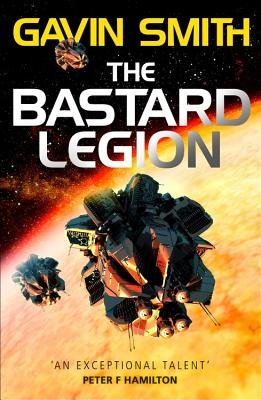The Bastard Legion: Book 1 Cover Image