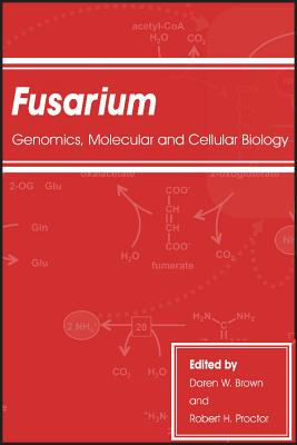 Fusarium: Genomics, Molecular and Cellular Biology Cover Image