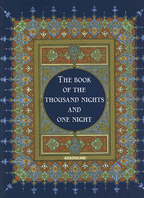 The Book of the Thousand Nights and One Night Cover