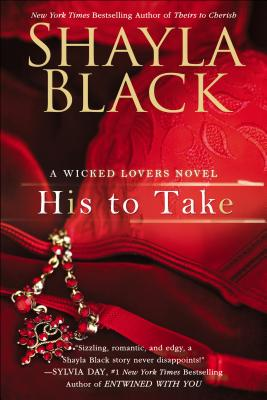 His to Take (A Wicked Lovers Novel #9) Cover Image