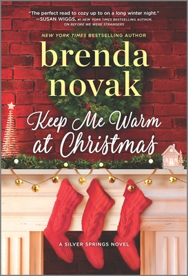 Keep Me Warm at Christmas (Silver Springs #9) Cover Image